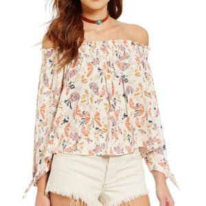 Free People We the Free Lexington Off Shoulder Top